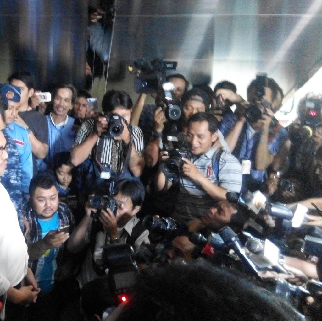 Penuhi Panggilan MKD, Sudirman Said Bakal Serahkan Rekaman Lengkap Novanto