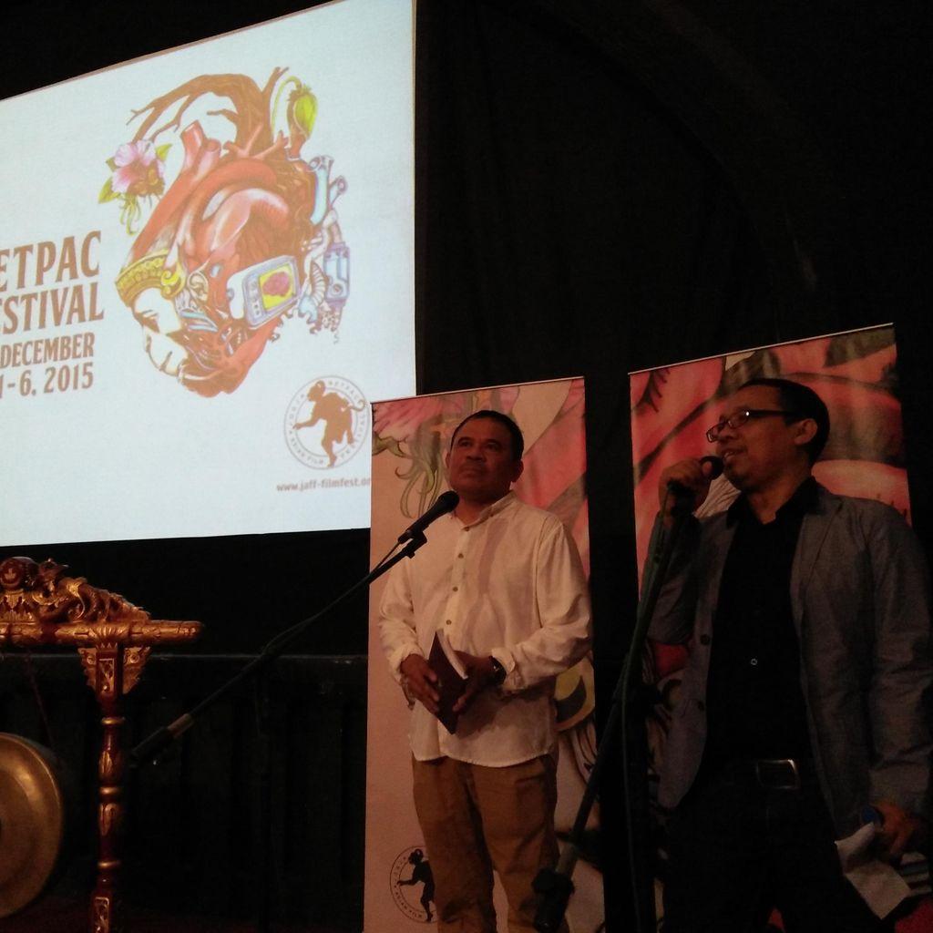 Selamat Datang Spirit Asia! JAFF 2015 Resmi Dibuka