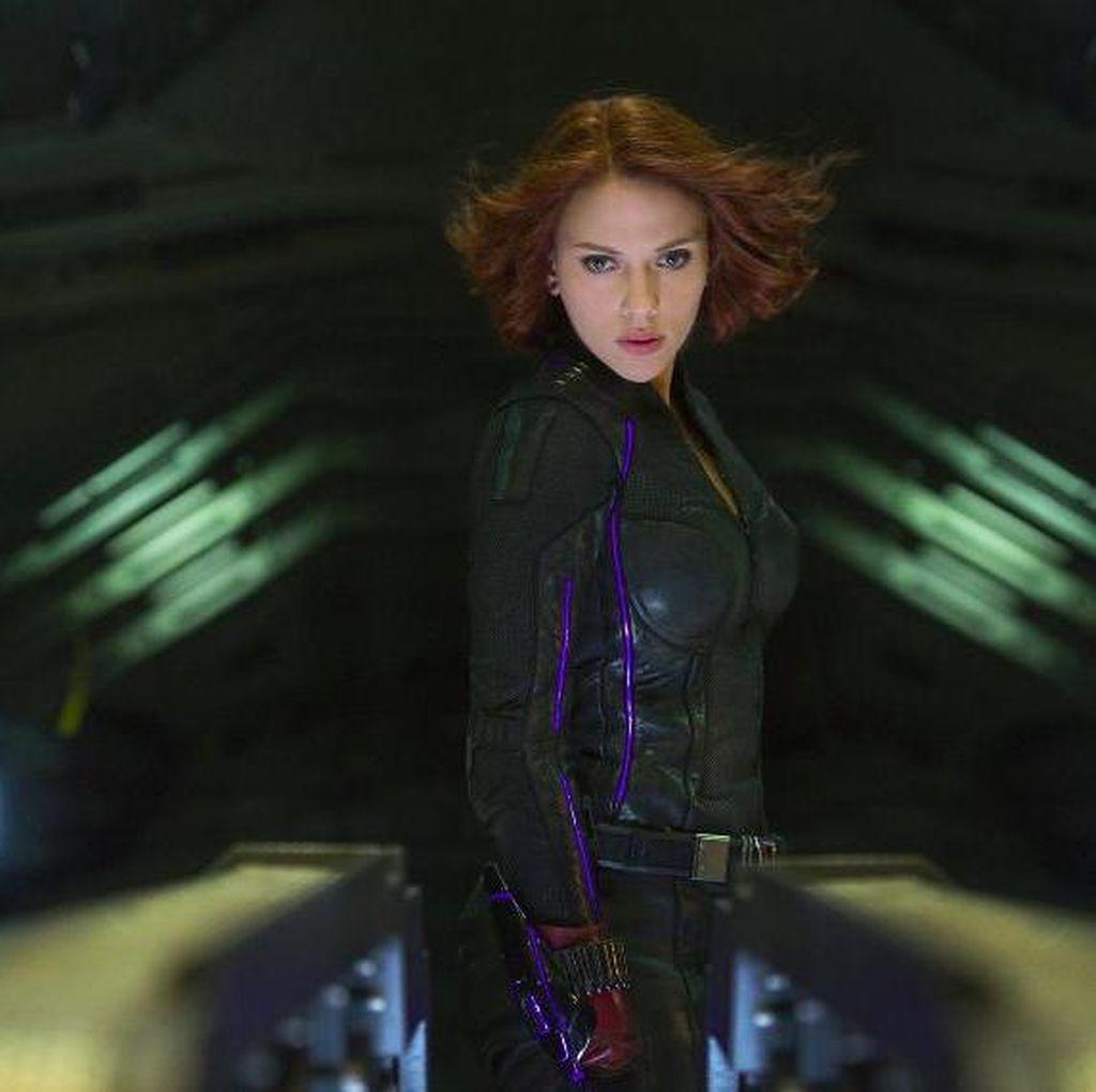 Soal Film Solo Black Widow, Ini Kata Scarlett Johansson