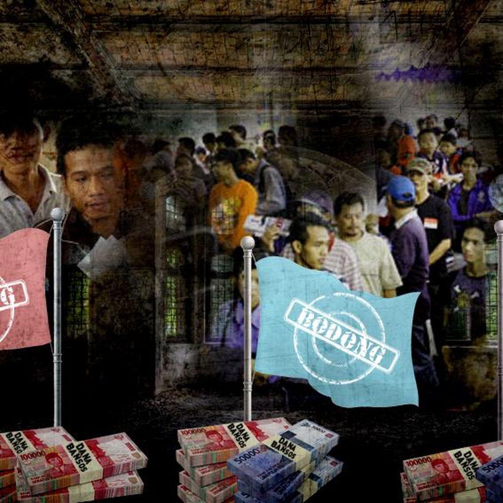 Ormas Bodong Penerima Bansos Tangsel