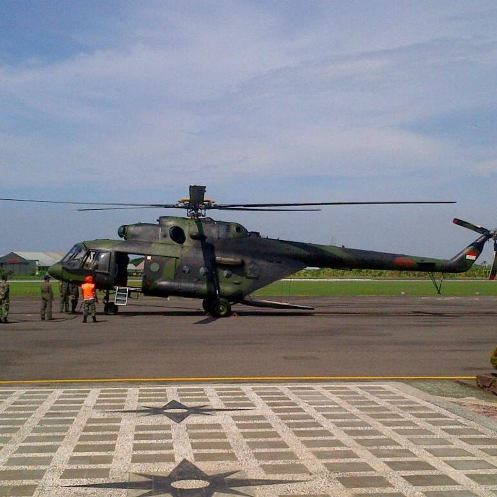 Helikopter Berasap, Gubernur Ganjar Batal Pantau Persiapan Pilkada Blora
