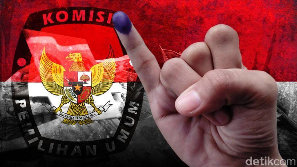 DPR Terima Draf RUU Pemilu dari Pemerintah