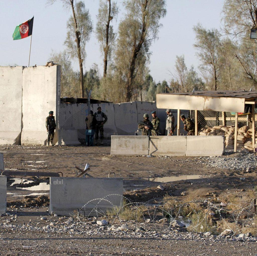 Taliban Serang Universitas Amerika di Kabul, 5 Mahasiswa Terluka