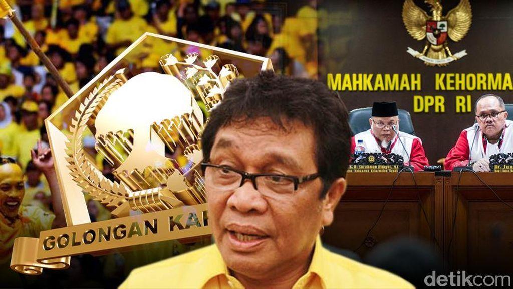 Golkar Minta MKD Rekomendasikan Novanto Jadi Ketua DPR Lagi