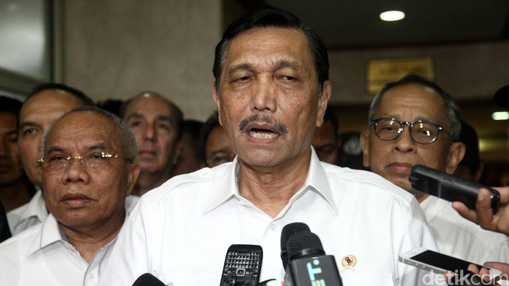 Pemerintah Sudah Serahkan Draf Revisi UU Terorisme ke DPR