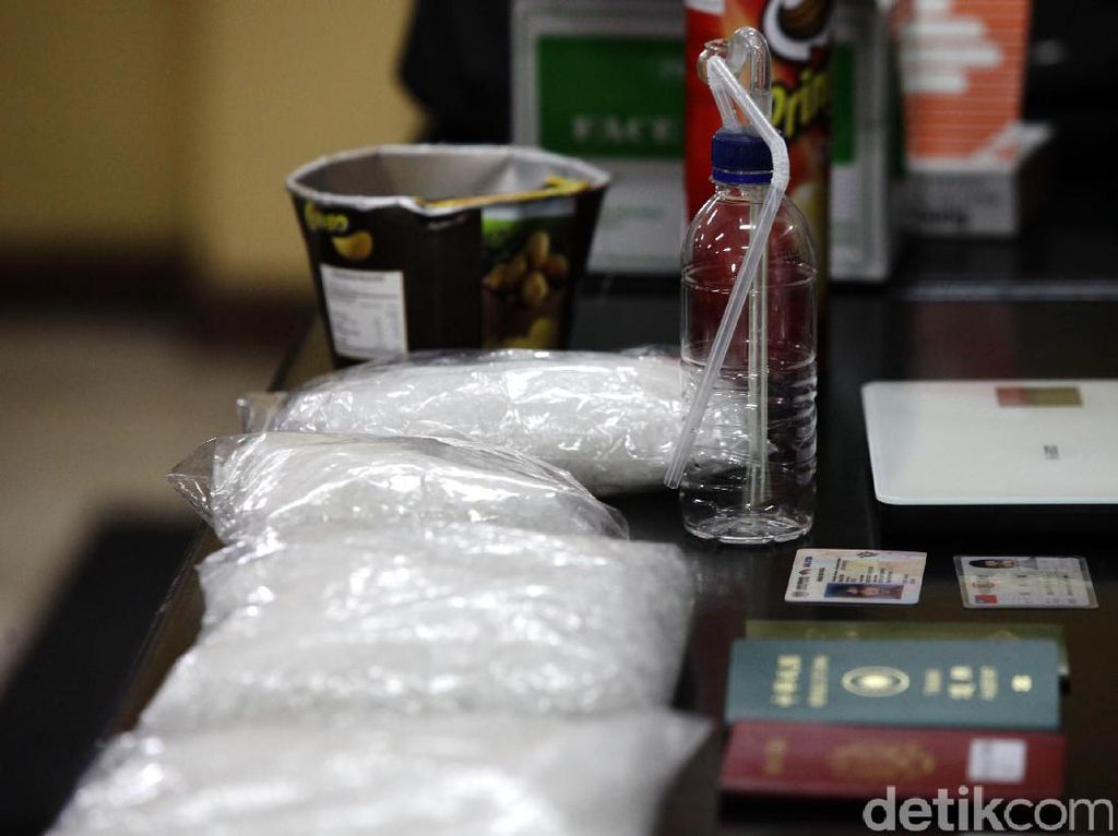 Polisi Ringkus Remaja Pasien Rehabilitasi BNN yang Diduga Edarkan Sabu