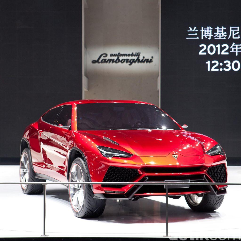 Ada SUV, Lamborghini Tetap Setia dengan Mobil Sport