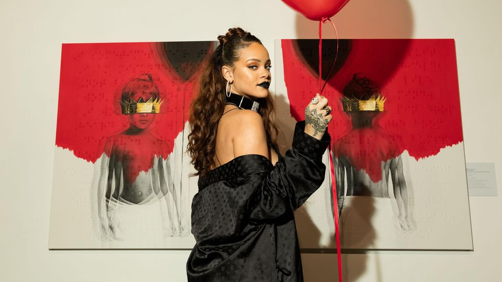 Misteri Tiga Lagu Baru Rihanna