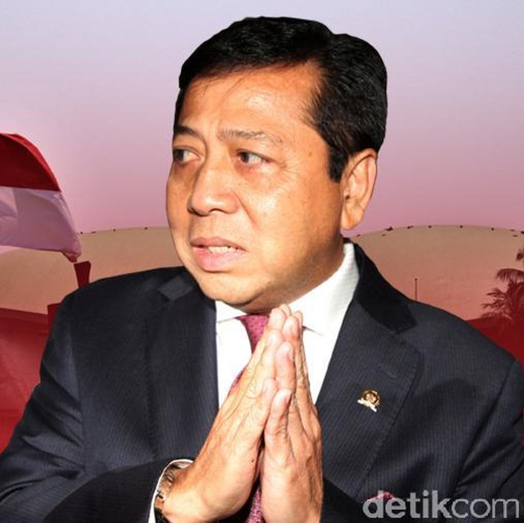 Siti Zuhro: Jika Novanto Jadi Ketua DPR Lagi, Apa Memori Publik Sudah Sirna?
