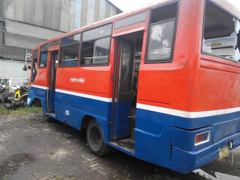 Metromini Mogok Massal??, Dishub DKI: Bus Mayasari Akan Menggantikan Sementara