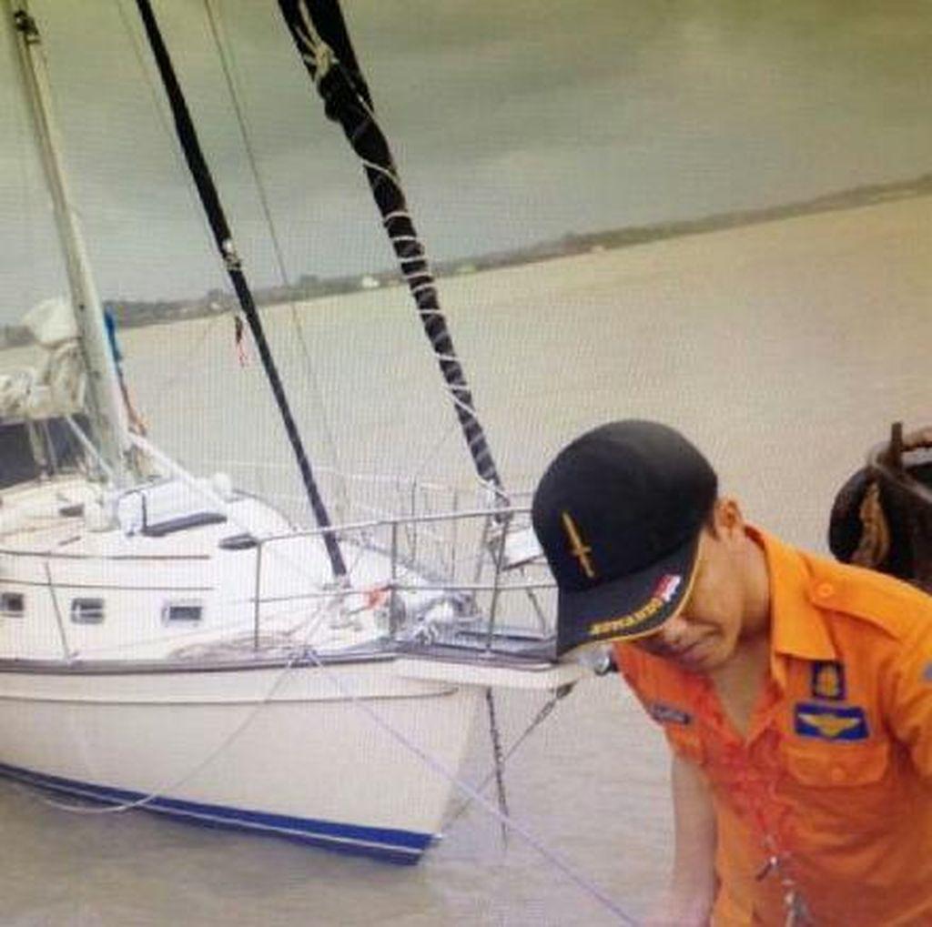 Kapal Berbendera Malaysia Mogok di Perairan Jepara