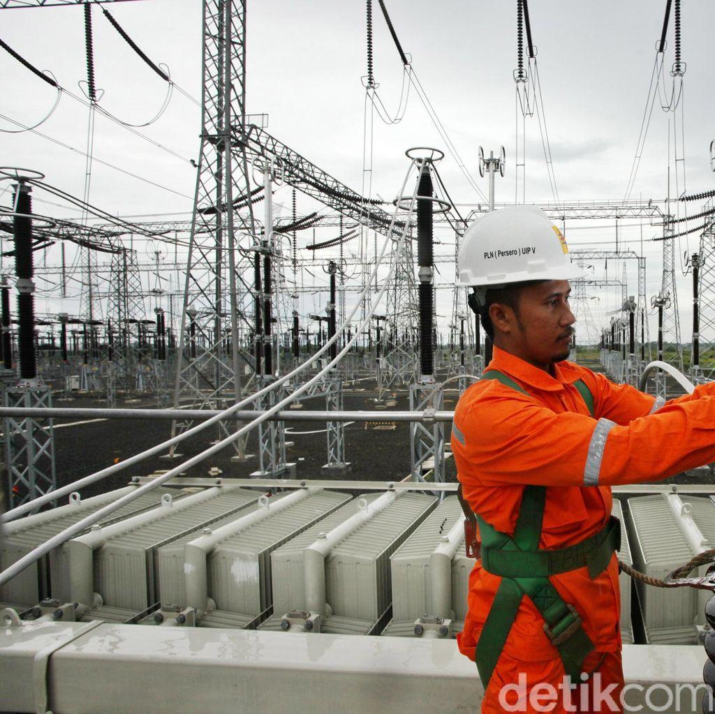 Ada Gangguan di PLTU Tarahan, Lampung Selatan Kena Pemadaman Bergilir