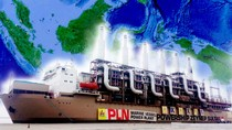 Kapal Genset Raksasa Ini Lebih Besar dari Titanic
