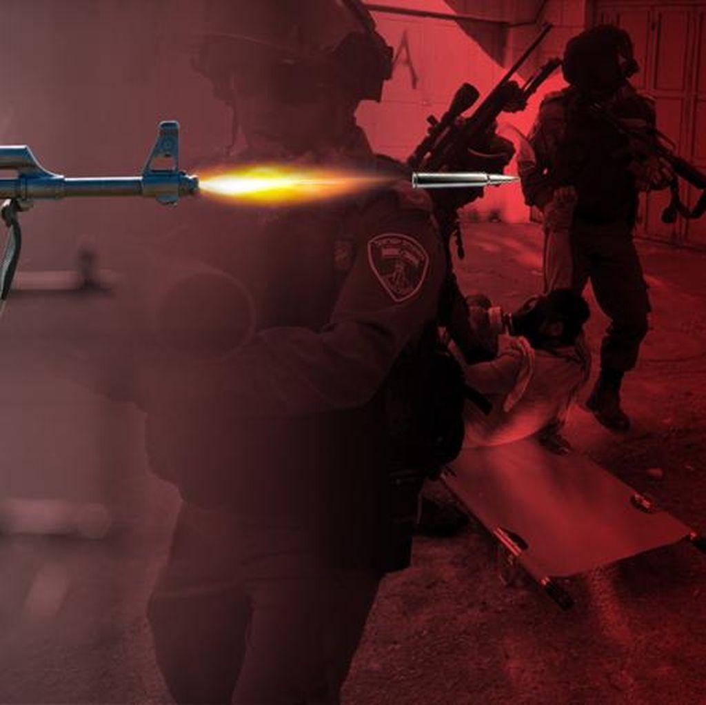 Pria Palestina Tewas dalam Baku Tembak dengan Tentara Israel di Tepi Barat