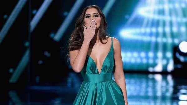 Anggunnya Miss Universe 2014 Paulina Vega