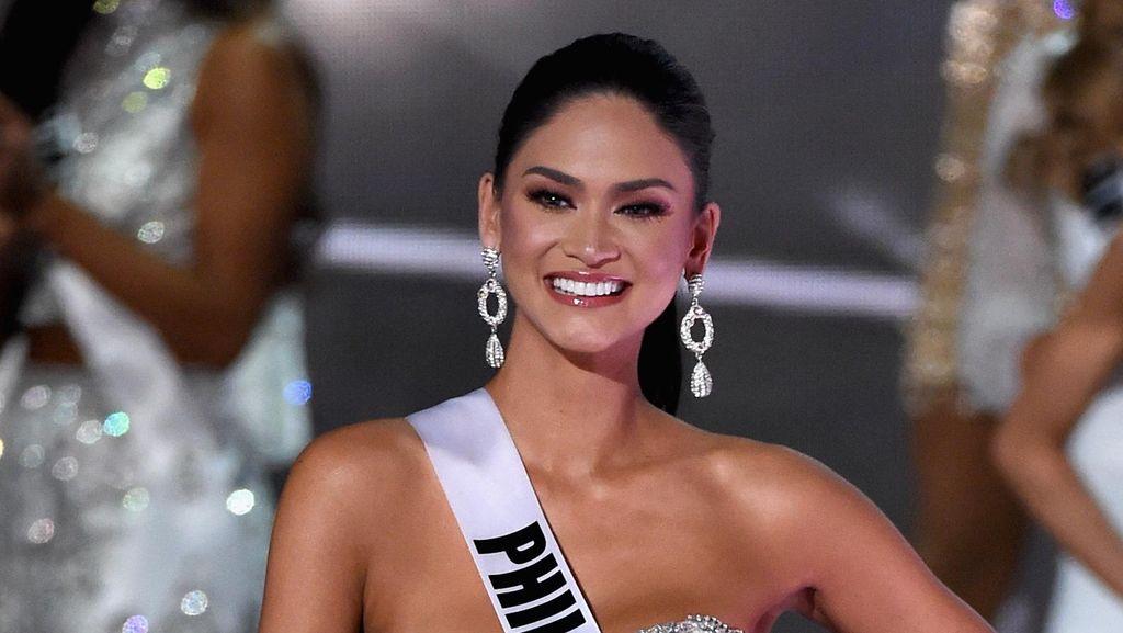 Filipina Wakili Asia Maju ke 5 Besar Miss Universe ke-64