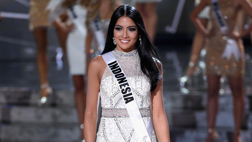 Indonesia Gagal Melaju, Ini 10 Besar Miss Universe ke-64