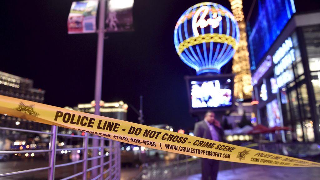 Polisi: Motif Penabrak di Pedestrian Las Vegas Diduga Konflik dengan Suami