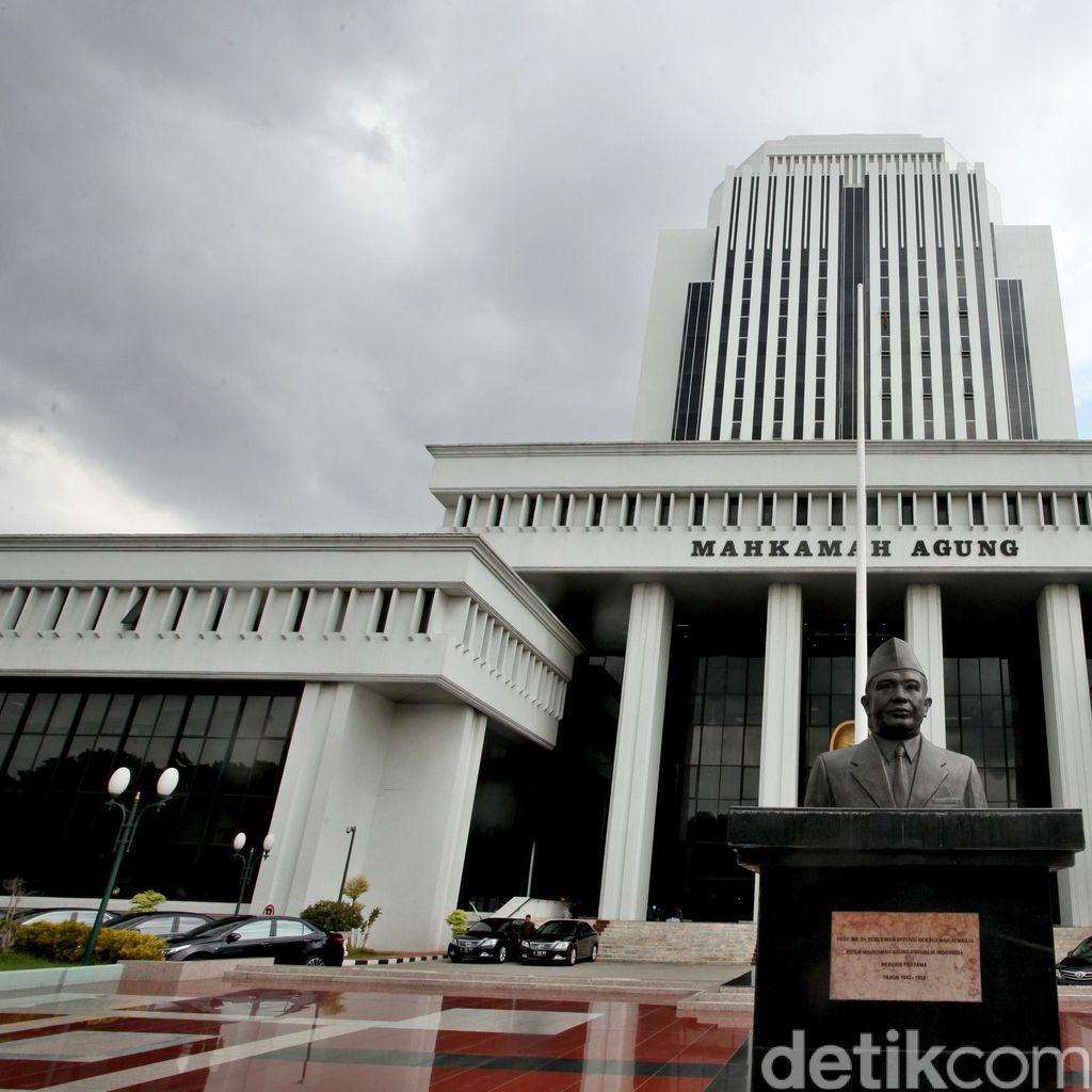 Tok! Hakim Agung Salman Vonis Mati Gembong Narkoba Sulawesi