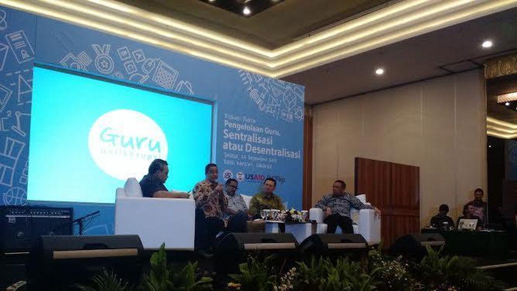 Menteri Anies Baswedan, Ahok, dan Rano Karno Diskusi Soal Pendidikan