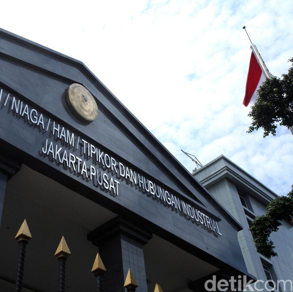 Panitera PN Jakpus yang Ditangkap KPK Bernama Santoso