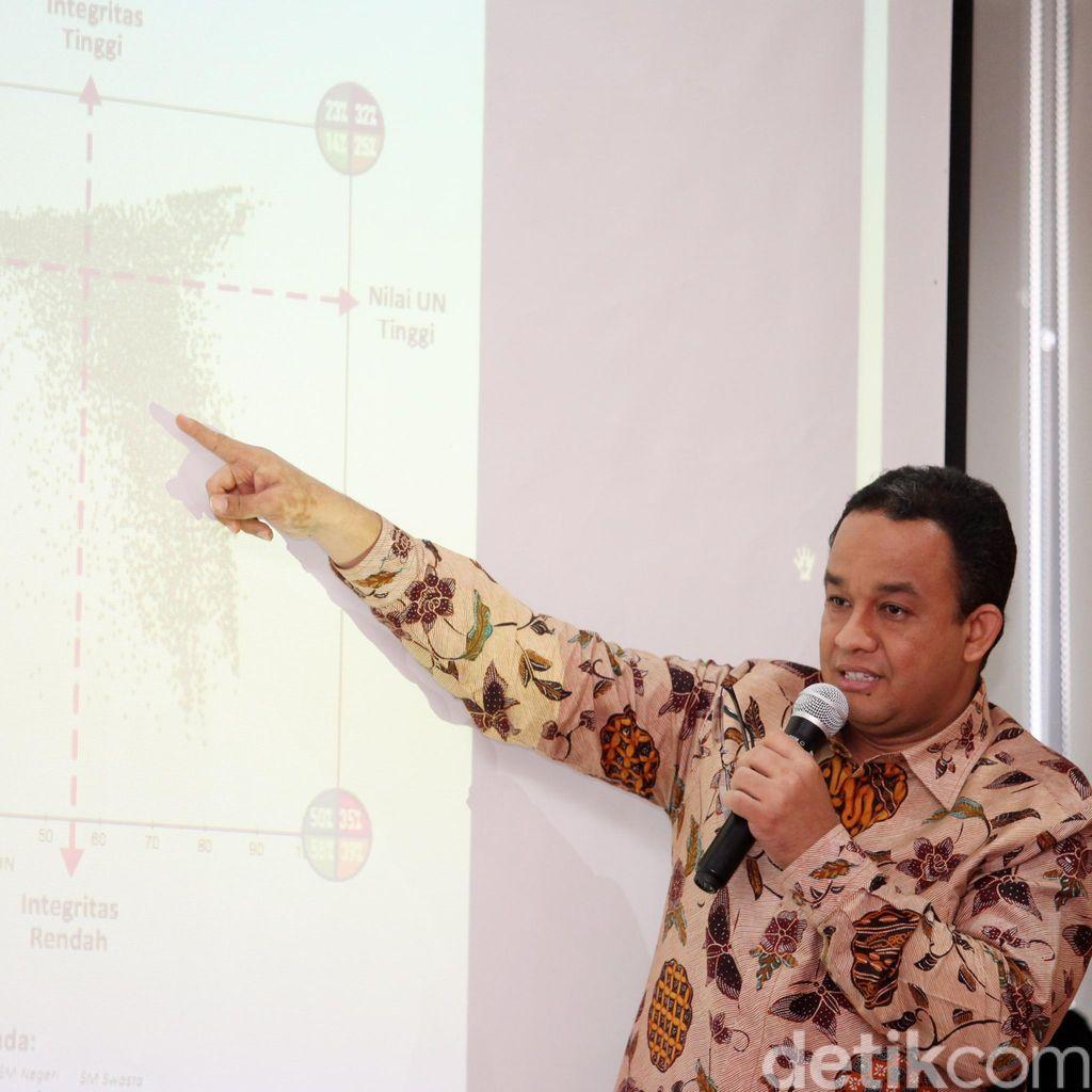 Guru Honorer Tuntut Jadi PNS, Mendikbud: Jika Mau di Daerah Langsung Diangkat