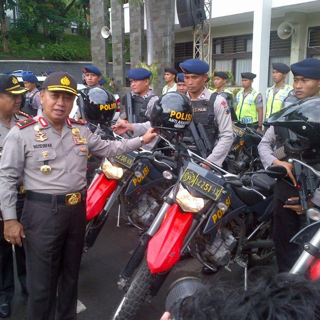 Pengamanan Natal, Solo Raya Jadi Prioritas Antisipasi Terorisme