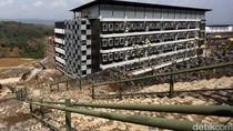 Siapkan Rp 600 M, Perumnas Rampungkan Hunian Terpadu Wisma Atlet Jakabaring