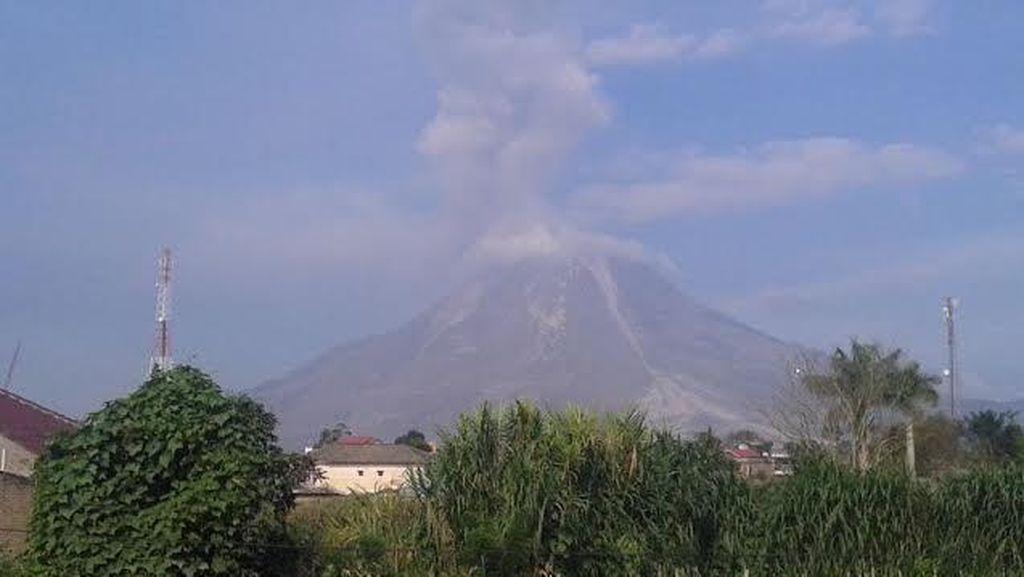 Korban Awan Panas Gunung Sinabung Bertambah, 6 Orang Tewas dan 3 Kritis