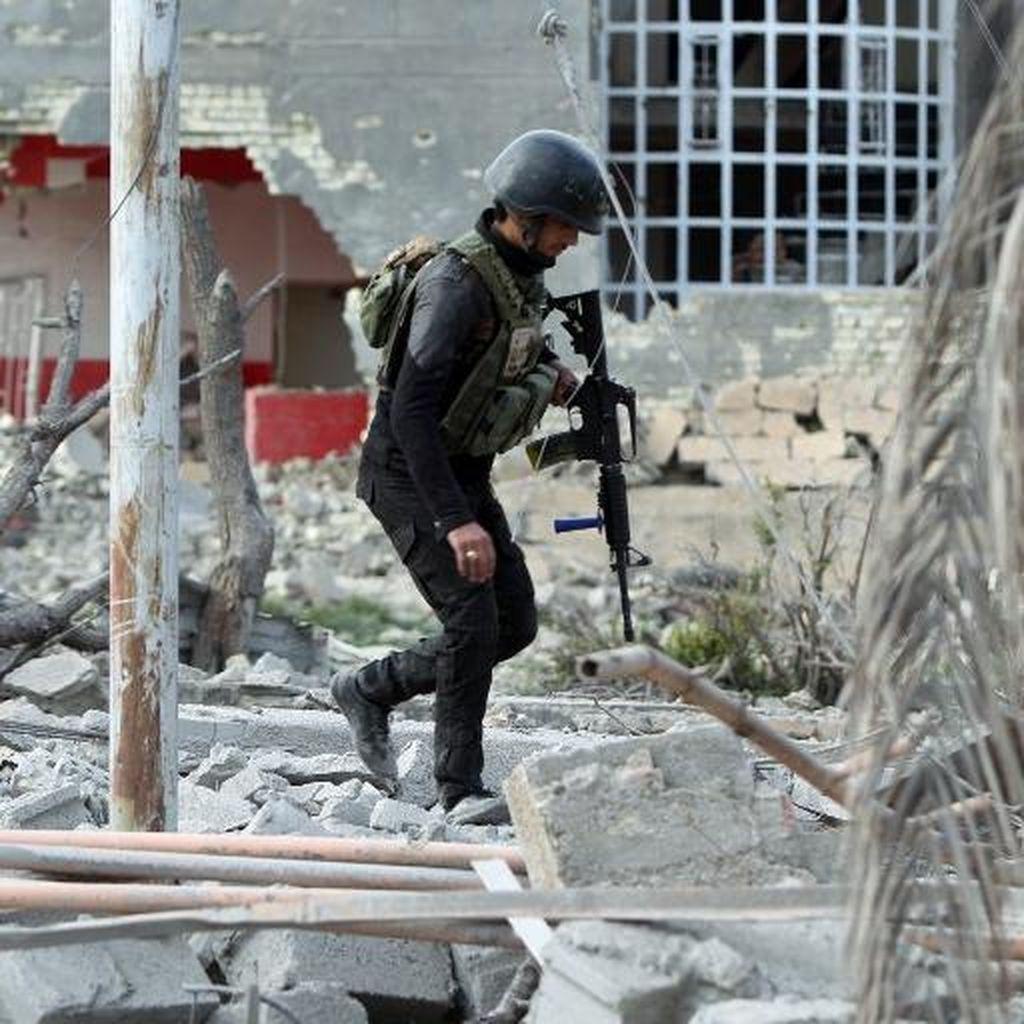 Ledakan Bom Mobil Targetkan Peziarah Syiah di Irak, 17 Orang Tewas