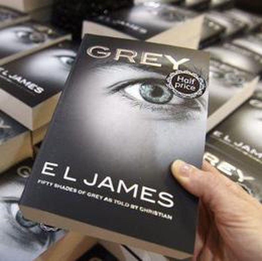 Gara-gara Fifty Shades of Grey, Pendapatan EL James Rp 911 M