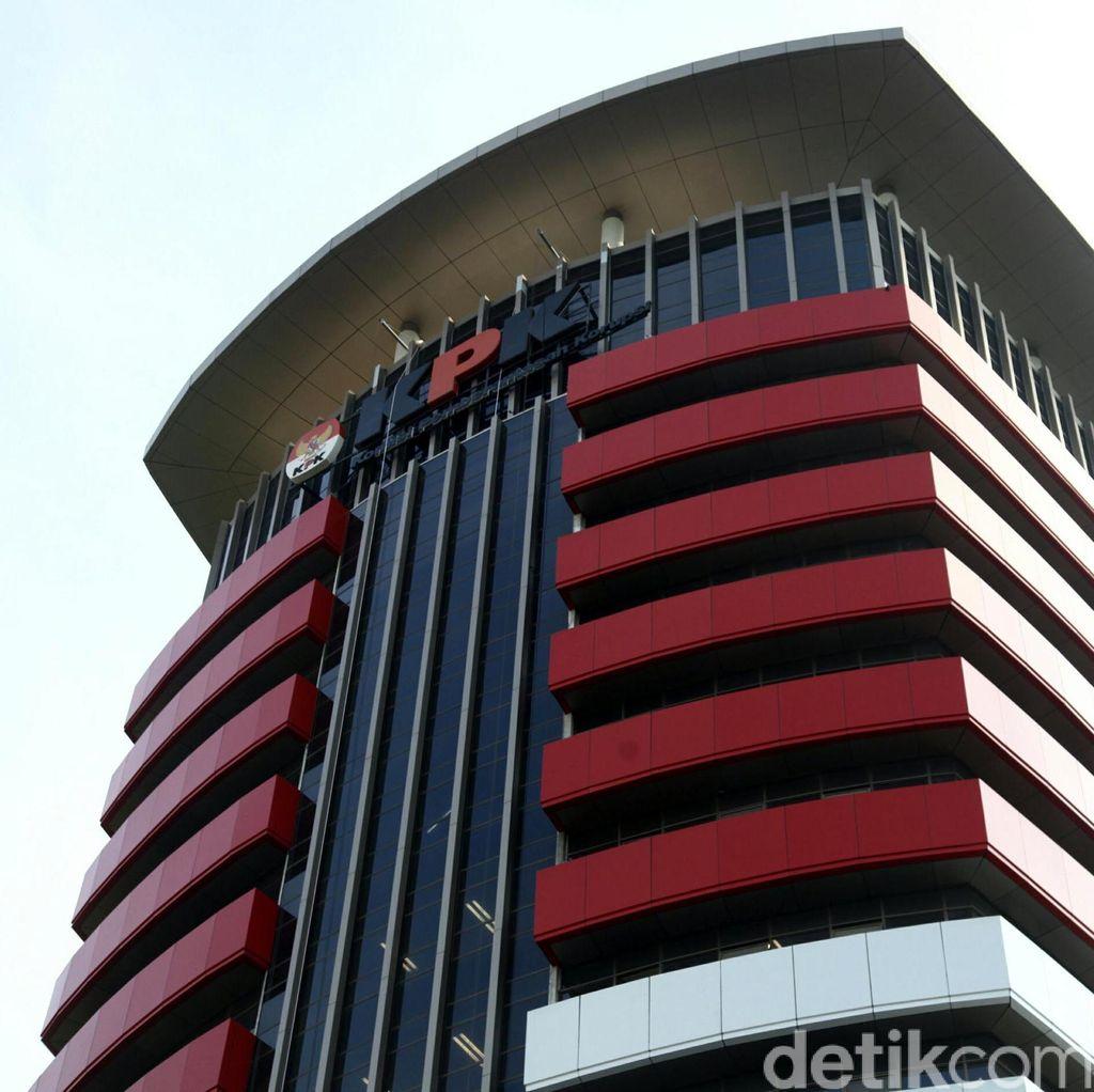DPR Diminta Buka Isi Draft Revisi UU KPK ke Publik