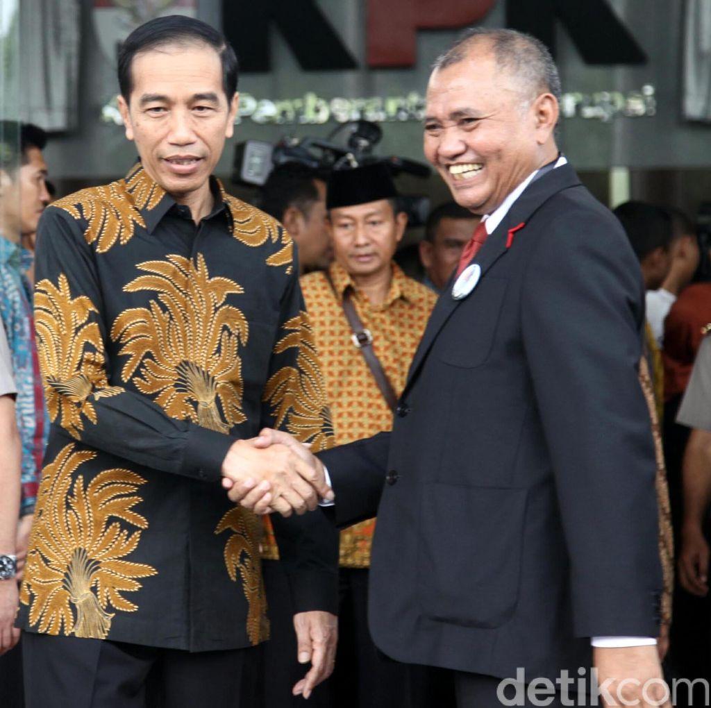 Senjakala di Depan Mata, Pimpinan KPK Berharap Jokowi Turun Tangan