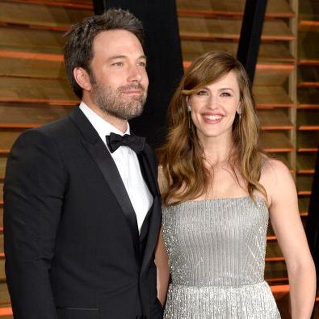 Demi Anak, Jennifer Garner dan Ben Affleck Rujuk di Hari Valentine