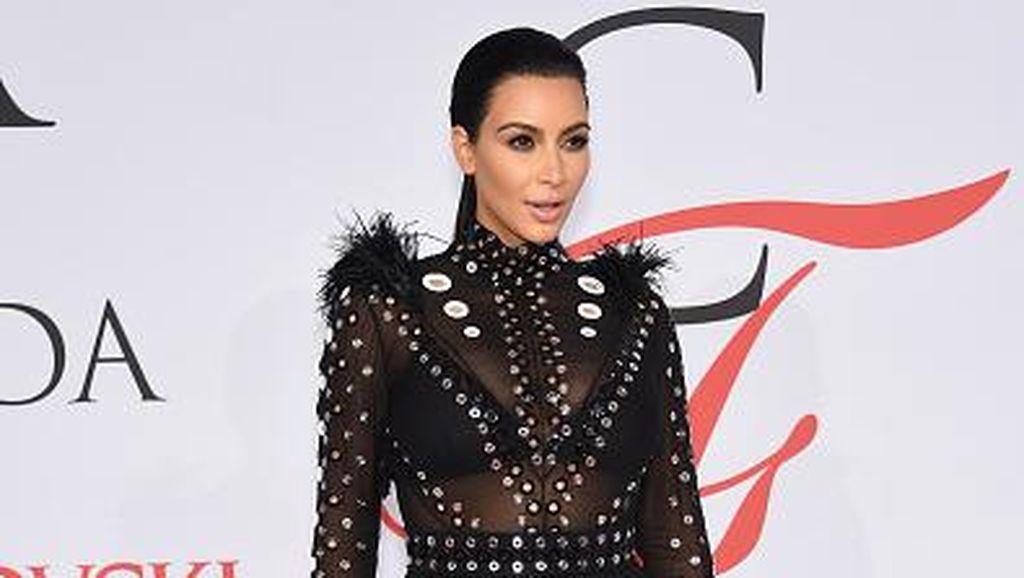 Polisi Duga Perampokan dari Orang Terdekat Kim Kardashian