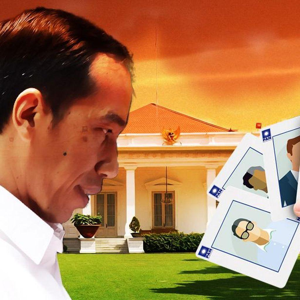 Presiden Jokowi akan Umumkan Reshuffle Kabinet Jilid 2 Siang Ini