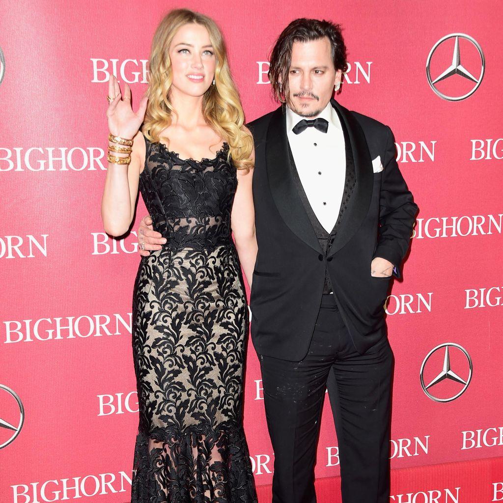 Cerai, Johnny Depp Minta Pengadilan Tolak Permintaan Nafkahi Amber Heard