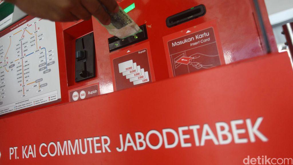 Penggunaan Vending Machine Commuter Line Kurang Sosialisasi