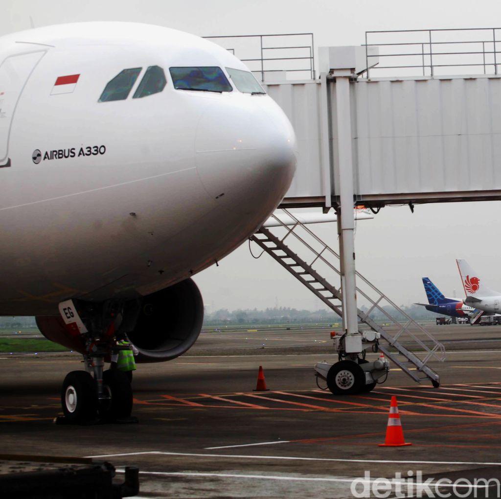 Radar di Bandara Cengkareng Sempat Down 1 Jam Jumat Dini Hari