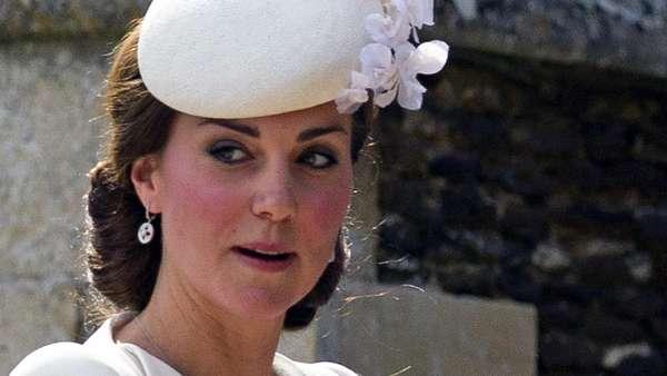 Momen-momen Bahagia Kate Middleton dan Pangeran William di 2015