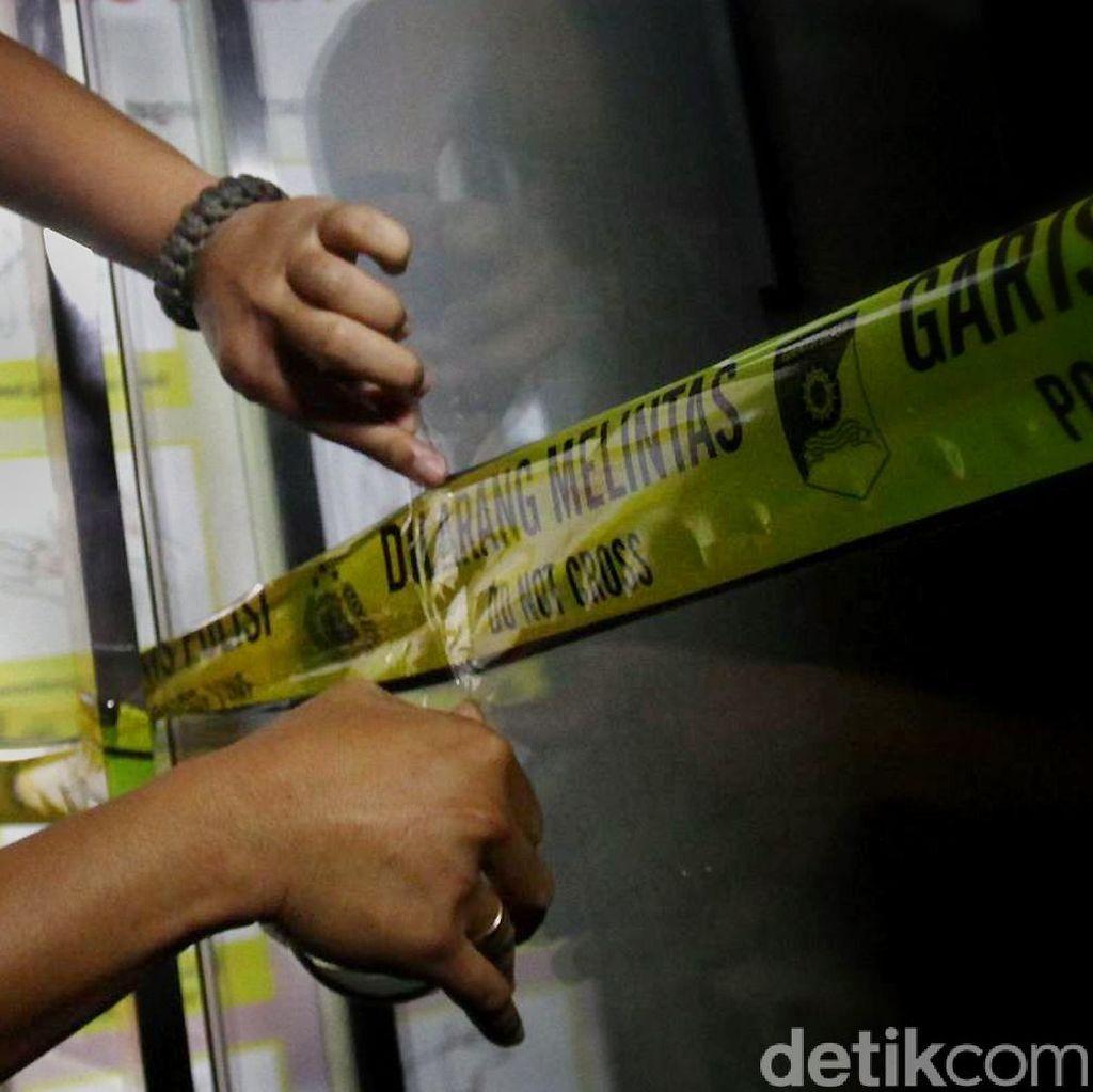 Polisi Gerebek Kampung Narkoba di Medan, Seorang Bandar Ditangkap