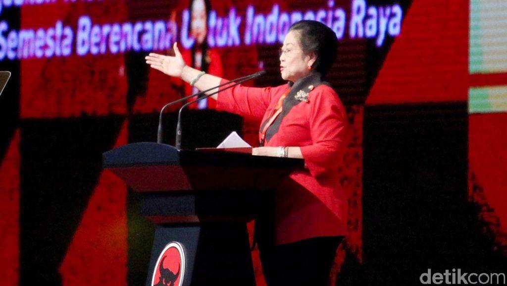 Megawati Hari Ini Berulang Tahun ke-69