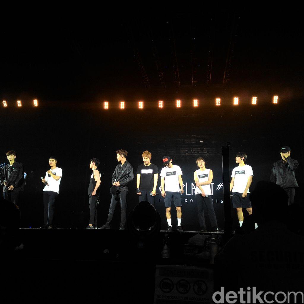 Akankah Lay Ikut ke Konser THE EXOluXion Jakarta?