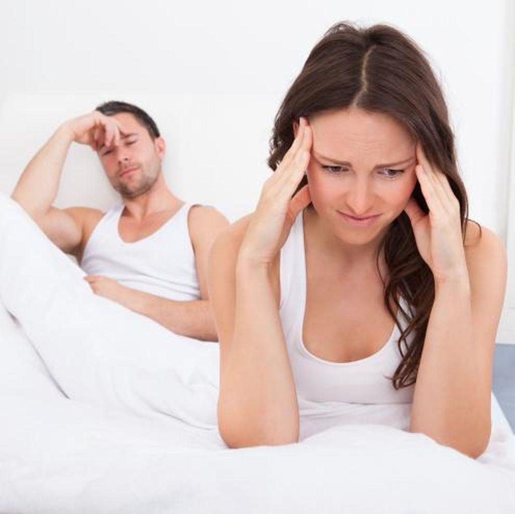 5 Sebab Umum Istri Tak Mau Lebih Dulu Mengajak Suami Bercinta