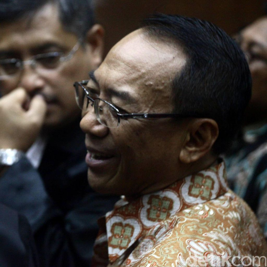 KPK Belum Sikapi Hukuman Jero Wacik yang Lebih Rendah dari Tuntutan Jaksa