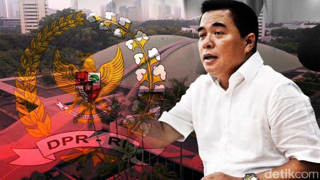 Ical Telepon Akom, Klarifikasi Soal Kabar Ketua DPR Tak Boleh Maju di Munas