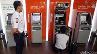 Tarif Transaksi Antar Bank di RI Termasuk Paling Tinggi di Dunia