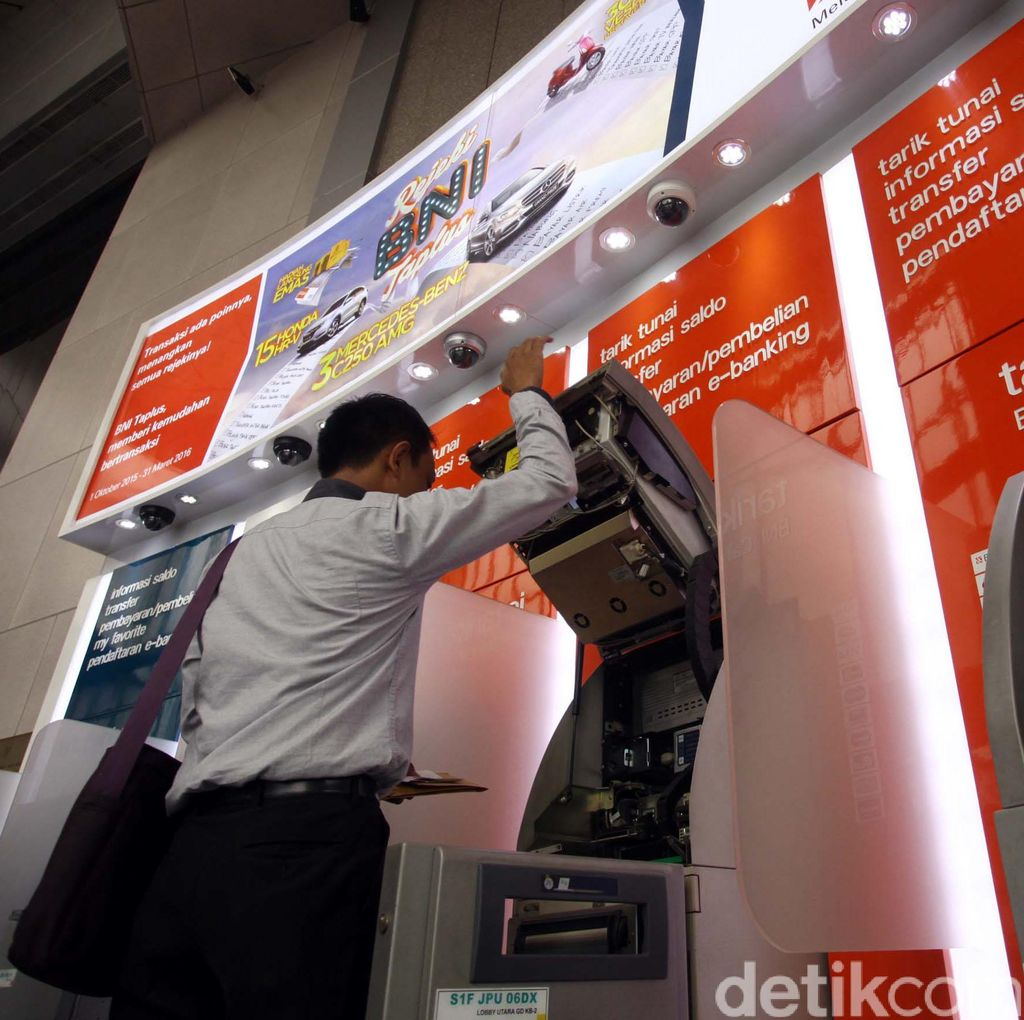 ATM Bersama Pastikan Keamanan Jaringannya