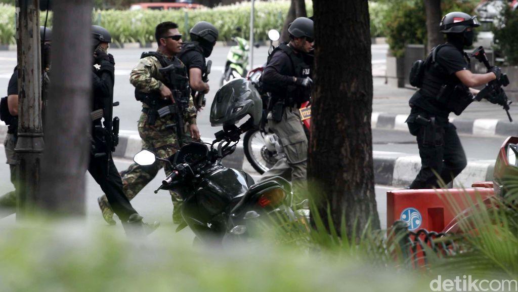 Pemberantasan Terorisme dan Akhir Cerita Santoso