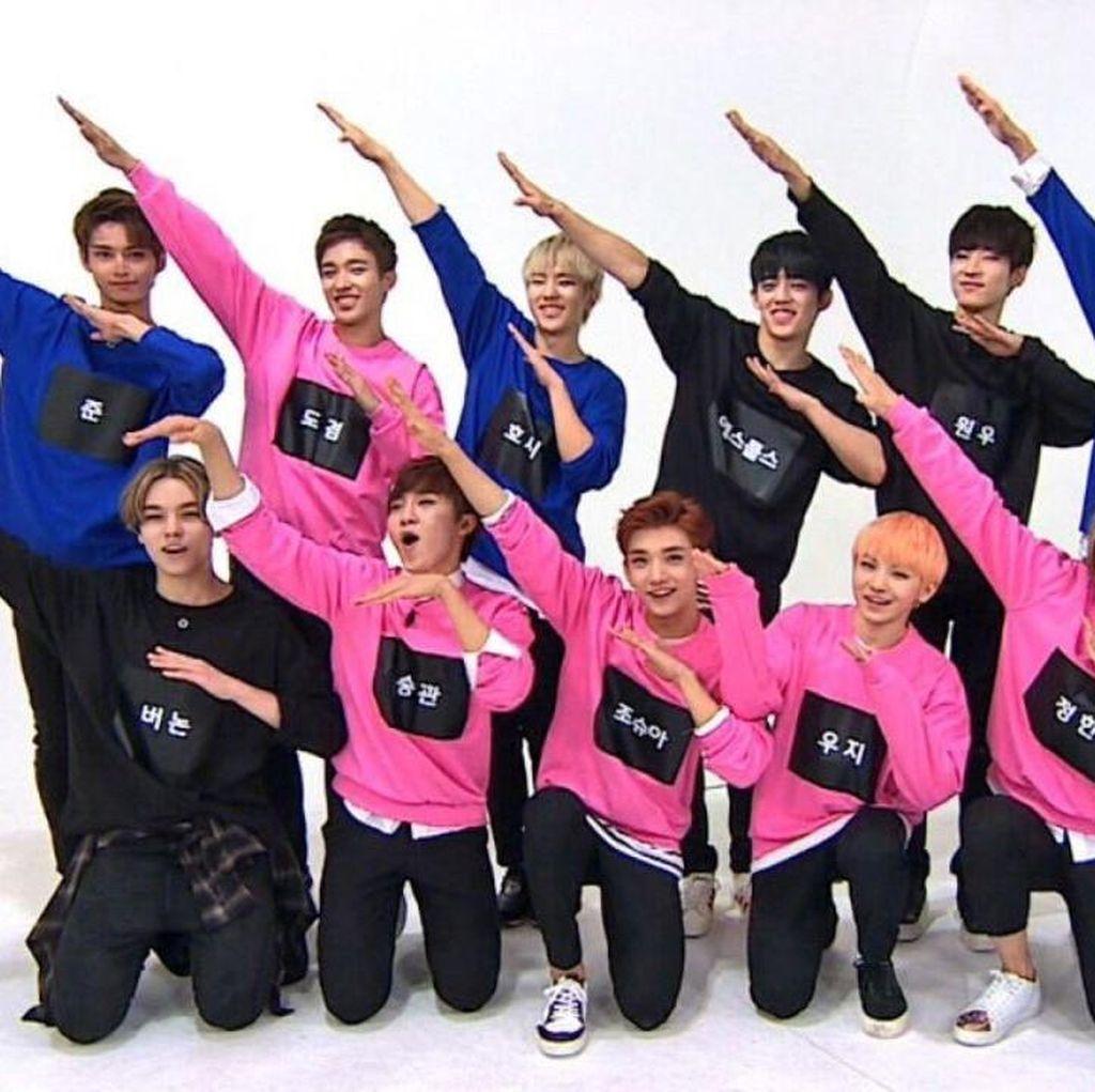 Sebelum Kuasai Koreografi, Seventeen Terisolasi di Ruang Latihan